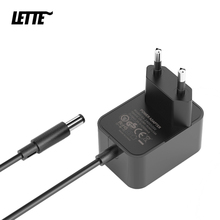 24V 0.5A CE/GS Certification Power Adapter EU DC Output 90 240V AC Input 150cm Cable Charger Power Supply