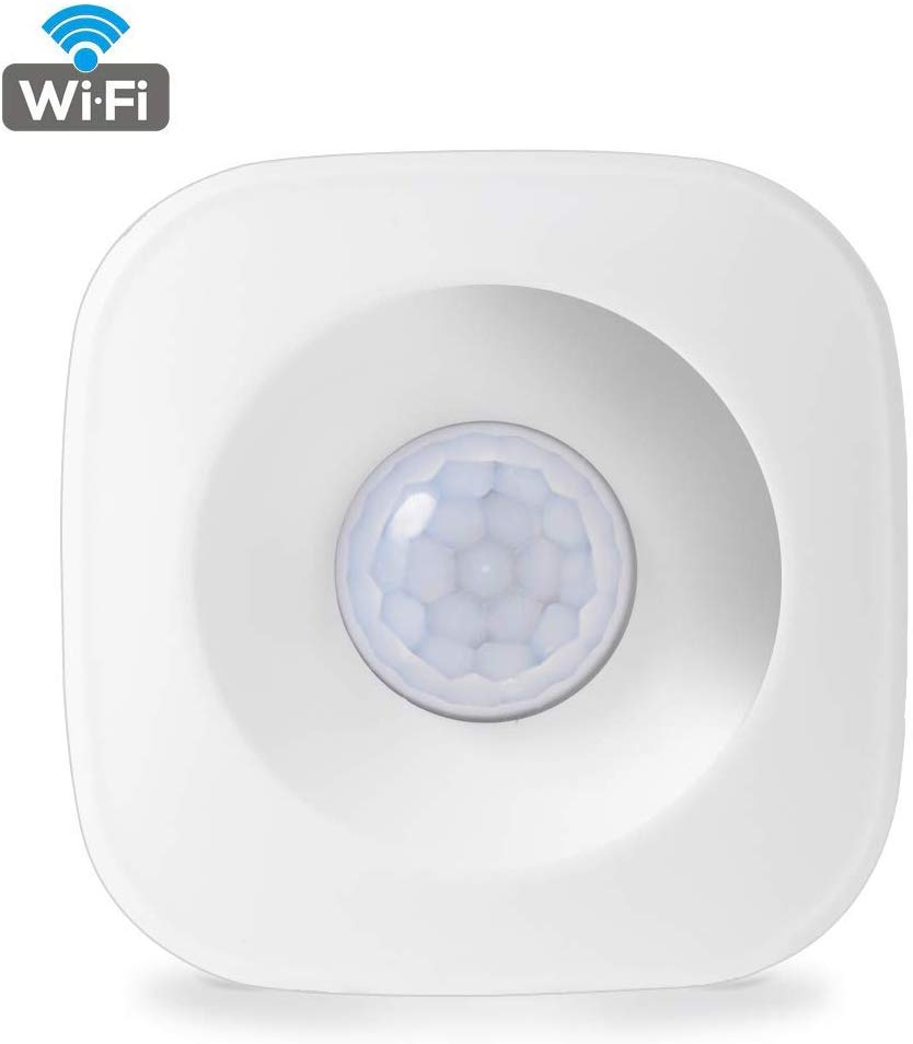 Smart Wireless PIR Motion Sensor WIFI Home Office Security Alarm Replacement For Android/IOS Phone