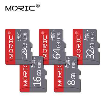 Free adapter Micro SD Memory Card High Speed Class 10 64GB 32GB 16GB 8GB TF Flash Card flash Memory Card For Smartphone image