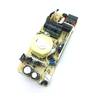 Image 3 - AC DC 12v 8Aオリジナルスイッチング電源回路ボードモジュールモニター内蔵電源プレート回路保護ベアボード