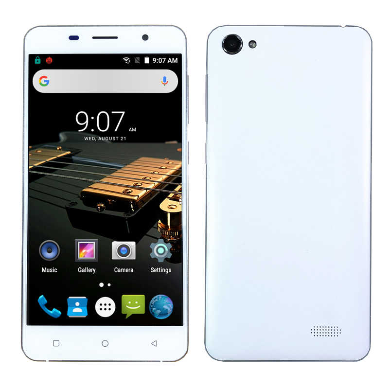 "Clearance sale 5.0"" screen Android 6.0 celular 3G 4G LTE smartphone cheap mobile phone 2GB 16GB Dual Sim GSM phones"