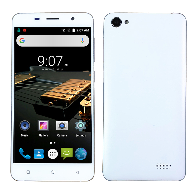 "Clearance Sale 5.0"" Screen Android 6.0 Celular GSM 3G 4G LTE Smartphone Cheap Mobile Phone 2GB 16GB Dual Sim Cell Phones"