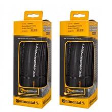 2x Continental Grand Sport pneu de vélo de route supplémentaire pneu de route pliant 700x23c 700 * 25C