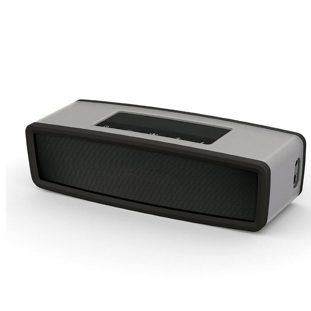 #H30 Bluetooth Speaker Case For BOSE SoundLink Mini Bluetooth Speaker Travel Box Silicone Carry Case Bag Speakers Case