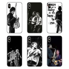 Bruce Springsteen born to run Anneau support pour samsung Galaxy A5 A6 A7 A8 A9 J4 J5 J7 J8 2017 2018 Plus Premier Silicone Couverture de Peau(China)