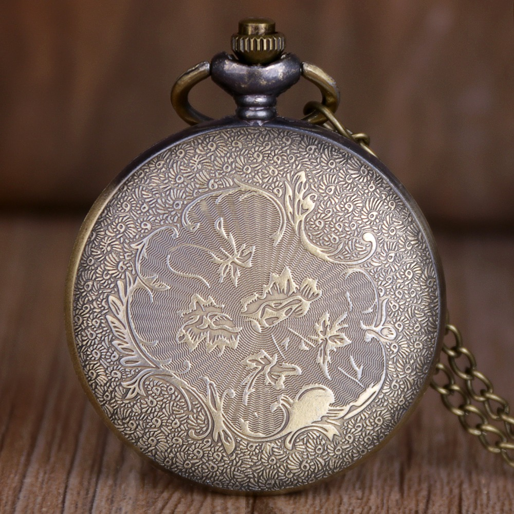 Heb1d885bc6894a1d902ac99f630981f0r - Vintage Bronze Indian Old Man Pattern Quartz Pocket Watches Analog Pendant Necklace Fob Watch Men Women Gifts