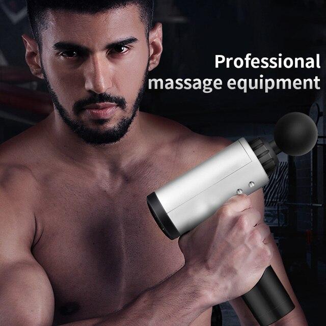 Deep Tissue Muscle Exercise Massage gun hypervolt Health & Beauty
