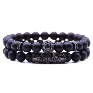 Quality Men Set Bracelet Fashi