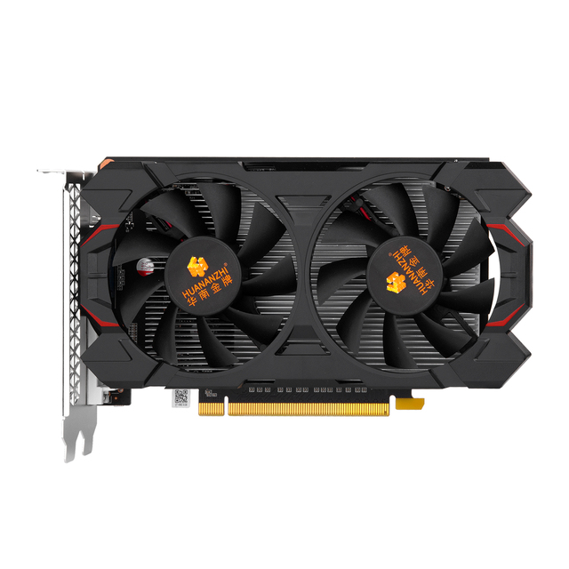 HUANANZHI RX 560 4G Brand New Original Graphics Cards GPU 128Bit GDDR5 GTX 650 960 970 1050 TI 4G 1660S RTX 2060 6G Video Card 4