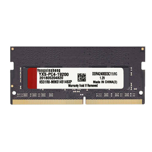 YONGXINSHENG 4GB 8GB 16GB DDR4 RAM 2133 2400 2666V PC4-17000 19200 2666V Laptop SO-DIMM Memory RAM CL 17