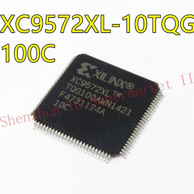 1PCS XC9572XL-10TQG100C XC9572XL-10TQ100C XC9572XL XC9572-TQ100