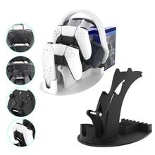 ユニバーサルコントローラブラケットリモコンスタンドホルダーゲームディスク収納ためPS5 PS4 xboxスイッチゲームアクセサリー
