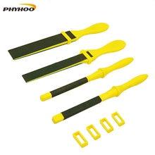 Набор для полировки наждачной бумаги phyhoo шлифовальный инструмент