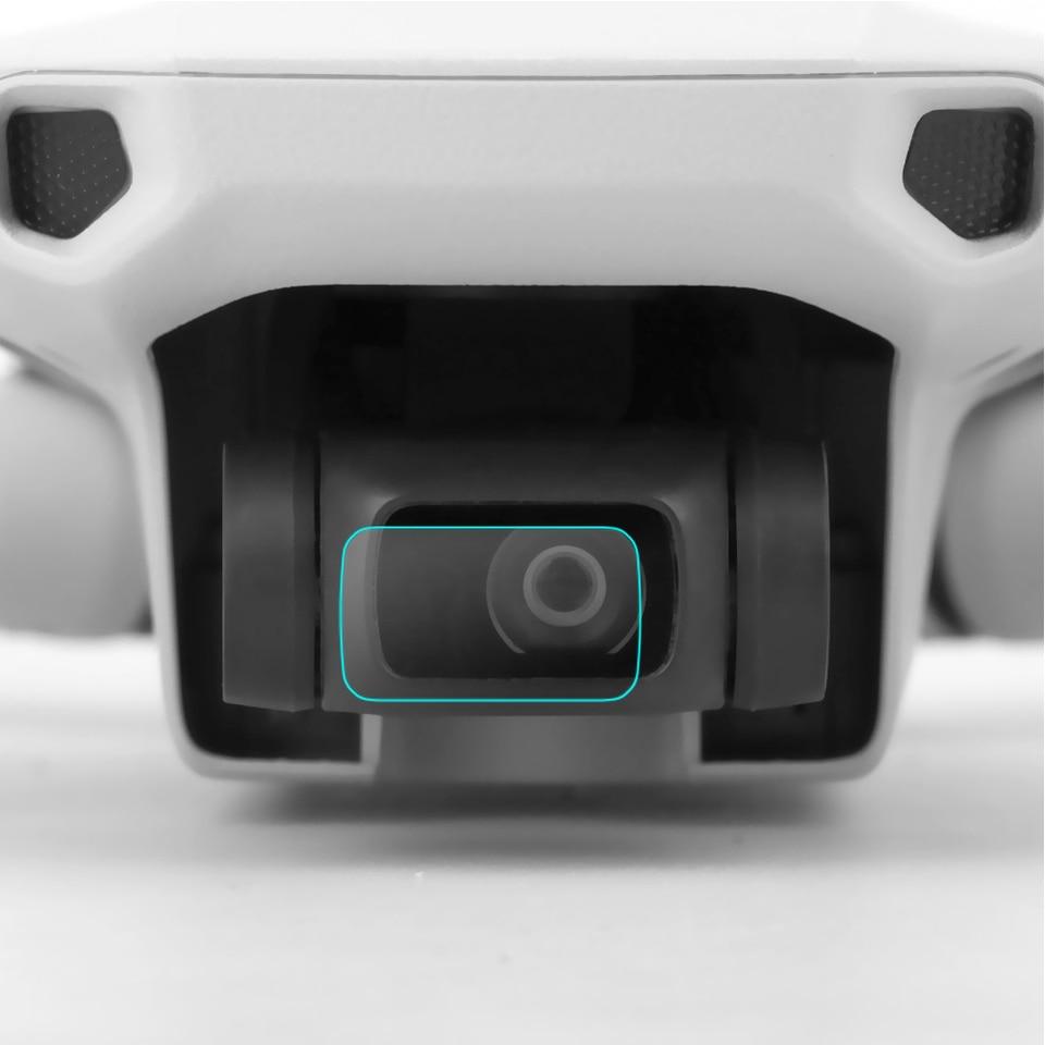 MEETBM ZIMO,6 PCS Lens Protector Screen Tempered Glass Film for DJI New Pocket Gimbal