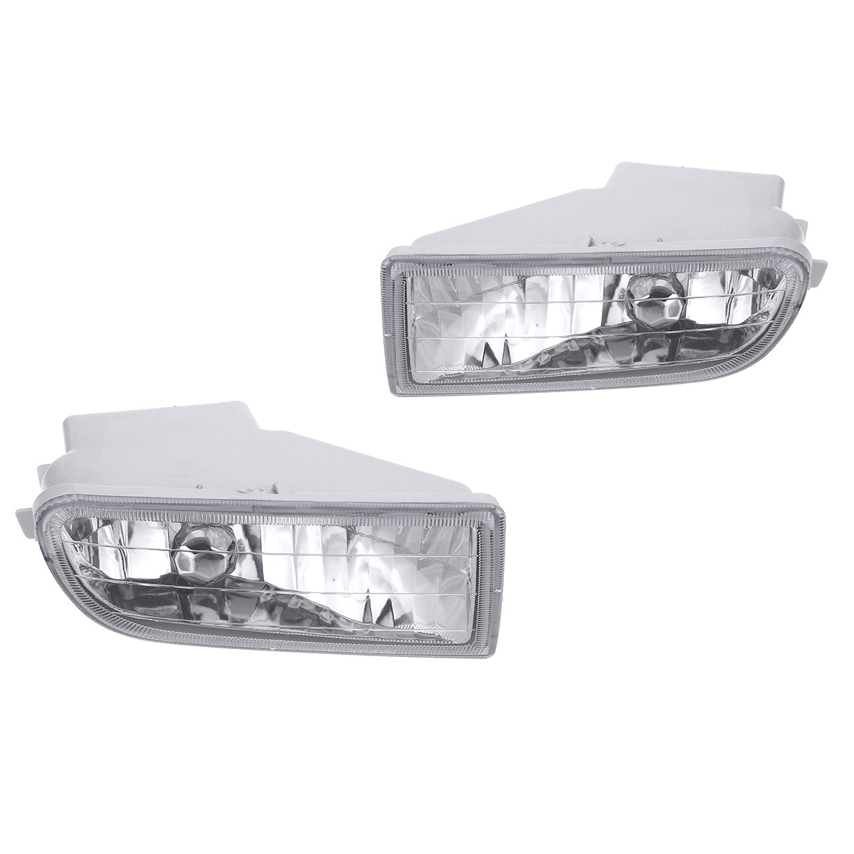 2PCS Car Front Bumper LED Fog Lights Fog Light Lamp With Bulb For <font><b>Toyota</b></font> <font><b>Corolla</b></font> AE100 <font><b>AE101</b></font> 1993-1997 A1649060451 image