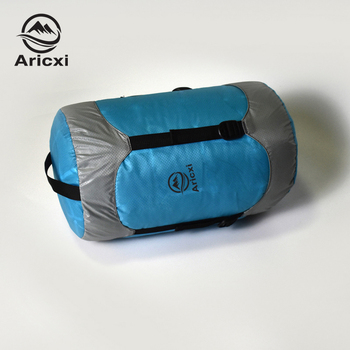 Outdoor Sleeping Bag Pack Compression Stuff Sack High Quality Storage Carry Bag Sleeping Bag Accessories 4