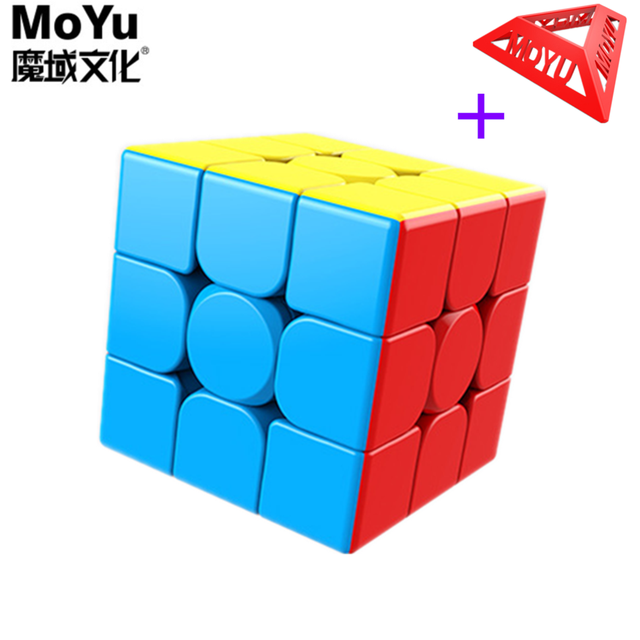 Moyu cubes MOYU meilong 3x3x3 Speed Magic Cube 3x3x3 Puzzle Cubo magico profissional neo cube Educational toys for children 1