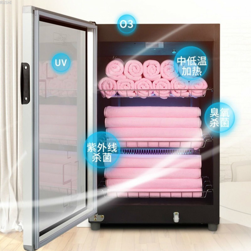 Household  Sterilizing Cabinet Ultraviolet Disinfection  Beauty Parlor Towel Disinfection Cabinet Towel Warmer  Disinfection