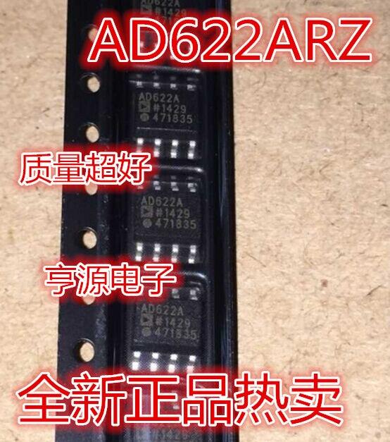 1pcs AD622AR AD622 SOP8 new