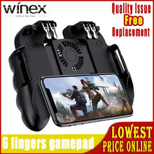 Gamepad Pubg Controller Android Joystick Mobile Game Pad Game-Controller Handheld Players WinexFor IPhone Xiaomi With Cooler Fan(China)