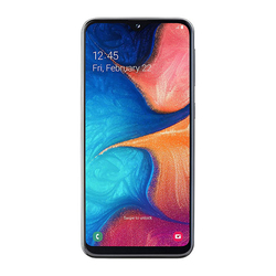 Samsung Galaxy A20e 3 Гб/32 ГБ черный с двумя SIM-картами A202