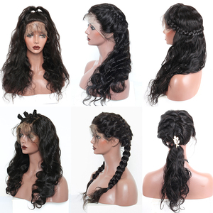 Image 4 - 13x6 Lace Front Human Hair Wigs For Women 250 Density Body Wave 360 Lace Frontal Wig Fake Scalp Bob 370 Closure Full 30 Inch Wig