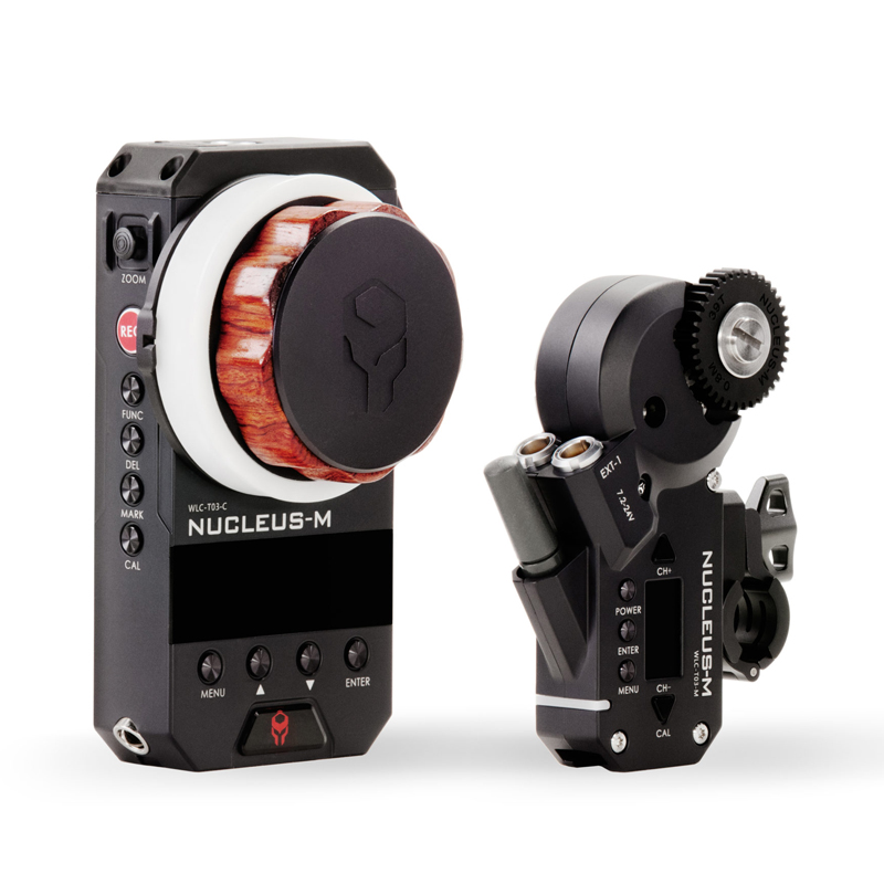 <font><b>TILTA</b></font> Nucleus-M Wireless Follow Focus nucleus Film DSLR Video Camera Lens Remote Control System for 3-Axis <font><b>Gimbal</b></font> RED DJI Ronin image