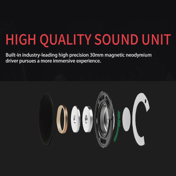 3.5 mm Headphone Wired Earphone with Microphone Noise Canceling Computer Headset Lightweight for Laptop PC School Children 5