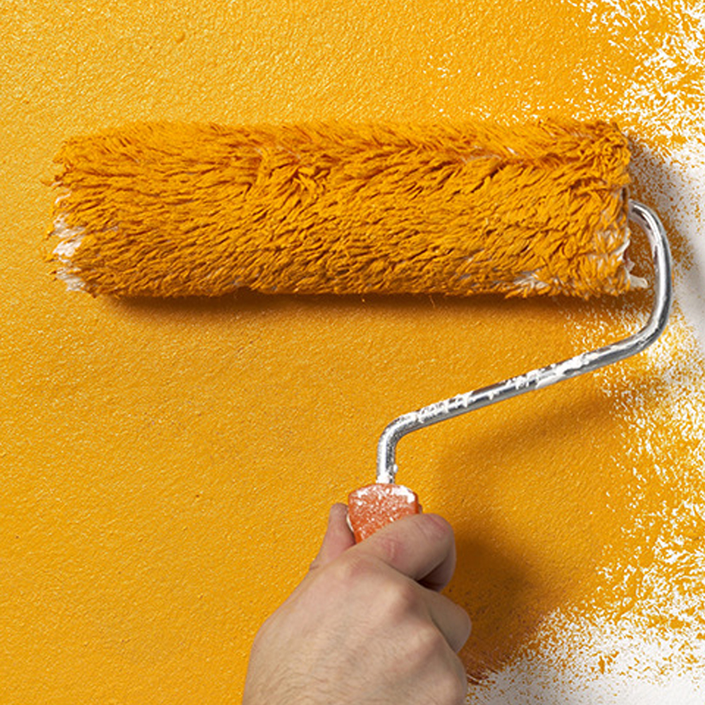 DIY Paint Roller Multifunctional Wall Brush Renovation Decoration Tools Household Building Accessories 4 6 8 10 Inches
