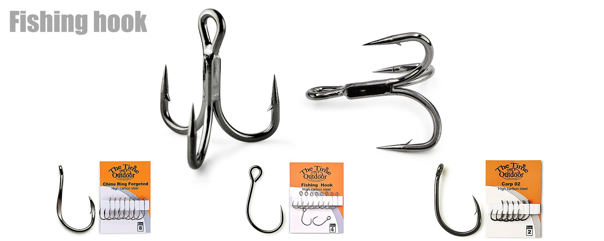 "100 high quality Ringed fishing hook size 3# hook type /""CHINU/"""