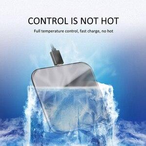 Image 5 - 15W אלחוטי מטען עבור iphone 12 פרו USB מהיר מטען QC 3.0 טלפון מטען תחנת Dock עבור Samsung S10 xiaomi מהיר טעינה