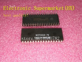 цена на Free Shipping 50pcs/lots W27C010-70 W27C010 DIP-32  New original  IC In stock!