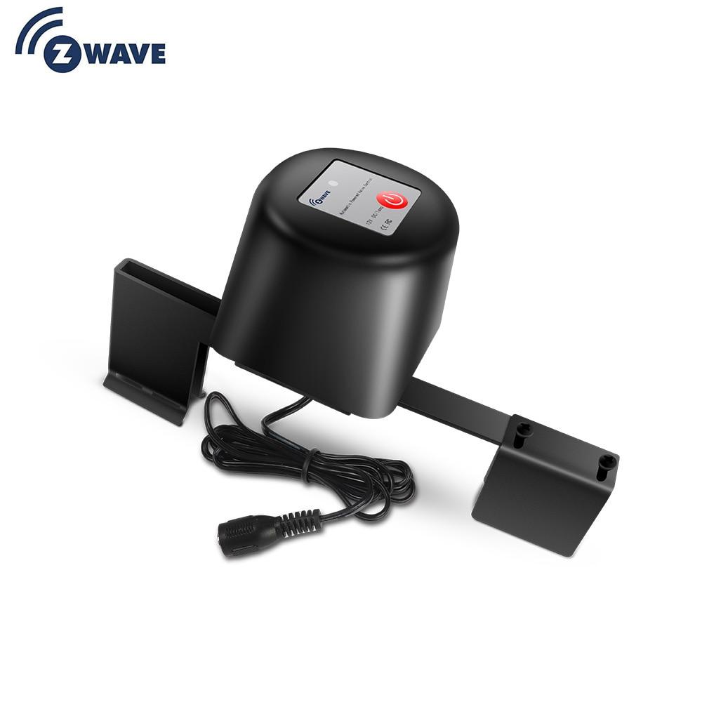 Domótica inteligente z-wave Gas/válvula de apagado automático de agua para tuberías hasta 1 1/2 compatible Smartthings Vera