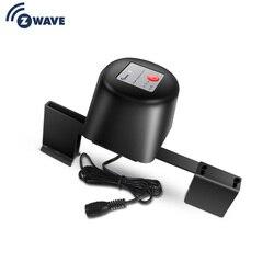 Vanne d'arrêt automatique de gaz/eau z-wave domotique intelligente pour tuyaux jusqu'à 1 1/2 compatibles Smartthings Vera