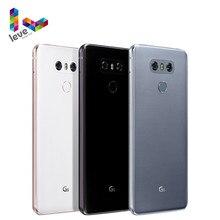 مقفلة LG G6 المزدوج سيم الاتحاد الأوروبي النسخة H870DS الهاتف المحمول 5.7