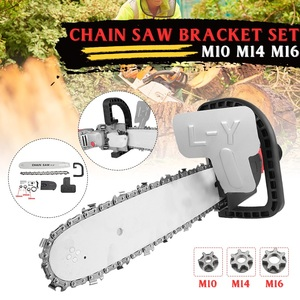 Electric chain saw converter f