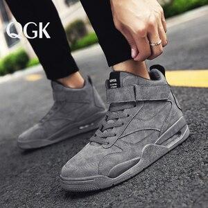 Image 1 - 2020 موضة الرجال حذاء كاجوال أحذية رياضية حذاء رجالي جديد مكتنزة أحذية رياضية الرجال أحذية تنس الكبار مريحة Erkek Ayakkabi