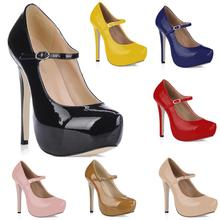2106 New Sexy Party Shoes Women Stiletto High Heels Ladies Pumps Zapatos Mujer 3463B-b2 tassel zapatos mujer fashion new high heels sexy stiletto fringe summer women pumps zip up sandals runway party shoes women