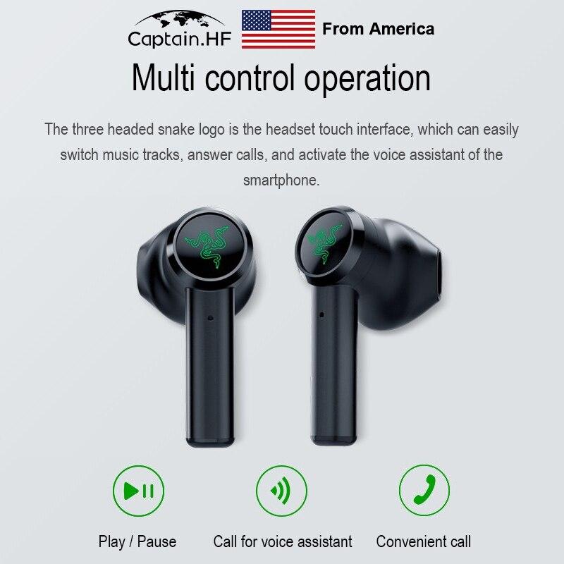 Нам капитан Молот истинно беспроводные наушники, высокое качество звука, наушники, водостойкий пыли IPX4, время автономной работы 4 часа