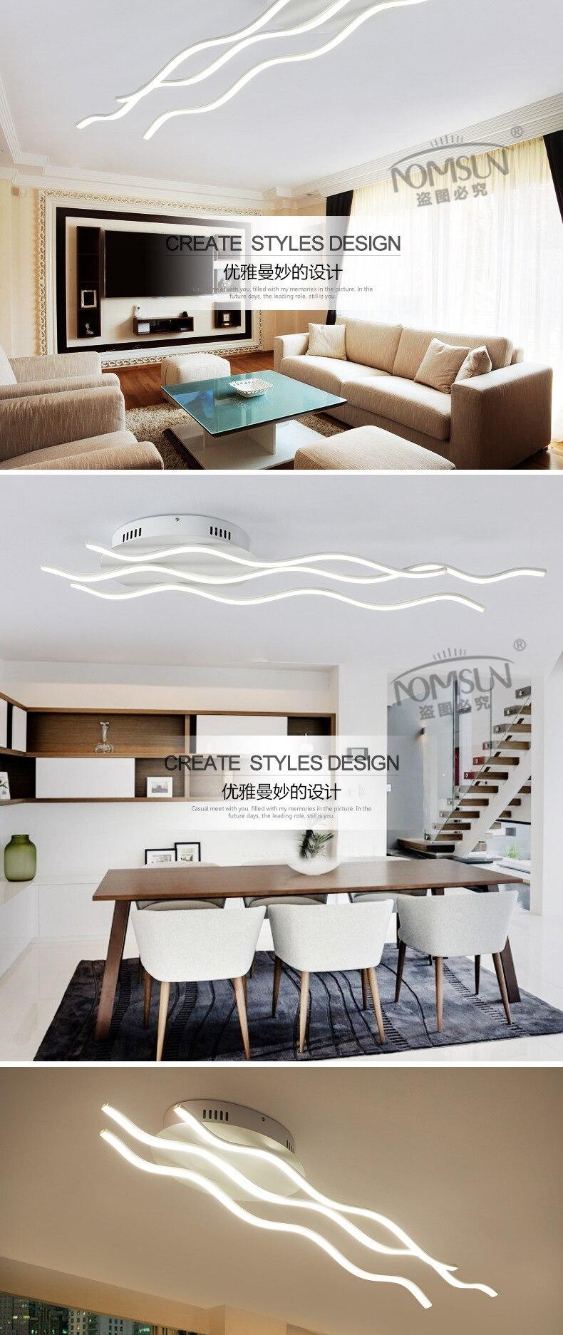 Lustre moderno luminárias lustres de teto lustres