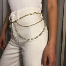 Новинка Женская Роскошная модель многослойная юбка золотого