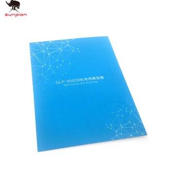 Película fep anycubic 0,15-0,2mm Fep 140x200mm Impresora 3D filamentos Impresora para LD-002R LCD de resina CREALITY Impresora 3D