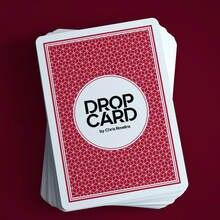 Cartão de gota por chris rawlins-truques de magia