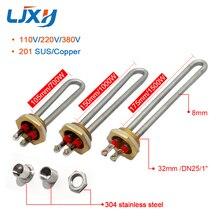 Electric-Heating-Element Heater Boiler-Heater/water-Dispenser LJXH for Dn25/32mm 110V/220V