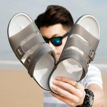 Оригинальные новые садовые Вьетнамки; водонепроницаемые мужские легкие кроссовки; летние пляжные шлепанцы; Уличная обувь для плавания; садовая обувь