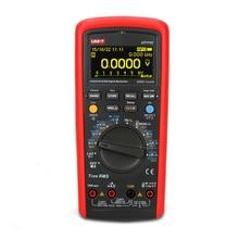 цены UNI-T True-RMS Tester Digital Multimeter Profesional NCV Auto Ranging AC DC Ammeter Voltmeter Capacitor Resistance Tester
