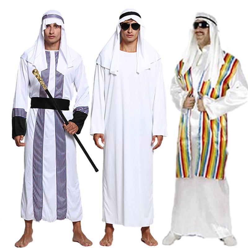 Garçons Shepherd Cheik Arabe Costume Enfant Noël Jouer Fancy Dress 4-6 /& 7-8YRS