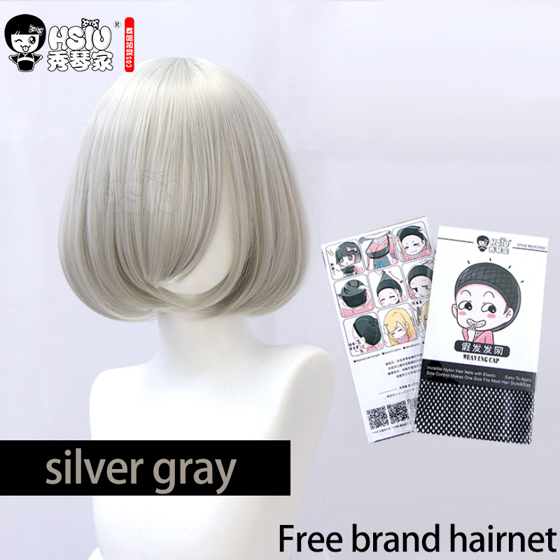 silver gray银灰