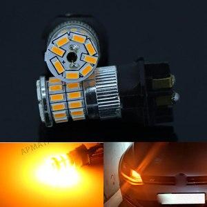 Светодиодные лампы для Audi A3, A4, A5, Q3, VW, MK7, Golf, CC, Ford Fusion, 2 шт.