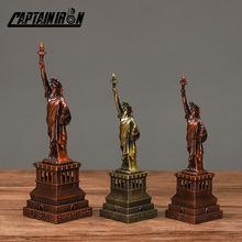 Статуэтки из цинкового сплава статуэтки свободы ретро Статуя
